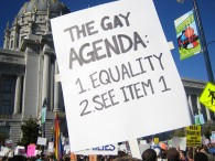 What Additional Rights Will Homosexual Marriage Confer?