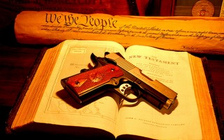 Gun Control and the Bible?